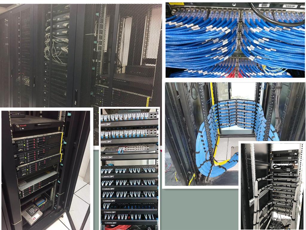 监控、网络综合布线